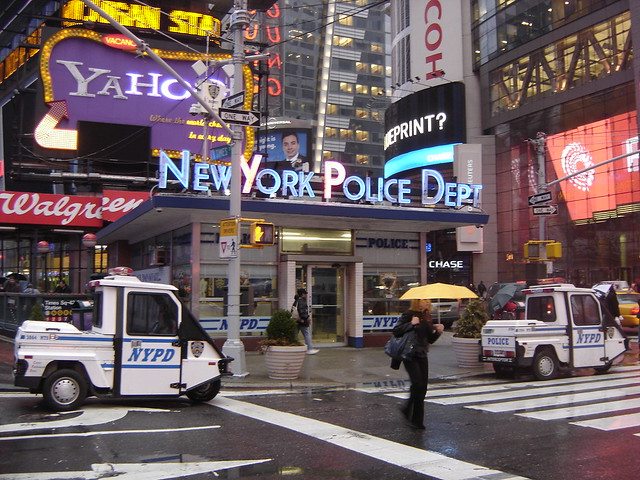 New york times square police station even the police for Bureau zoe new york