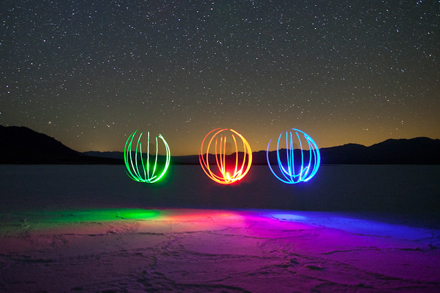 RGB UFOs (nearly 1400 favorites, thanks!!)