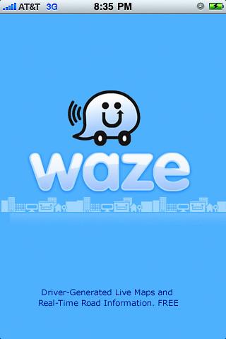 Waze, la mejor aplicación para móviles