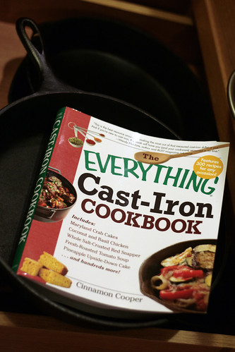 99-The Everything Cast-Iron Cookbook
