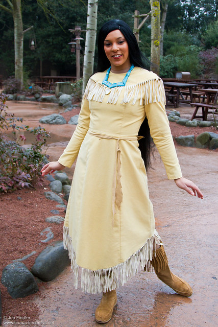 DLP Feb 2010 - Meeting Pocahontas
