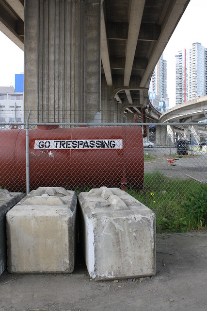 GO TRESPASSING