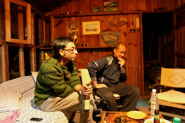 raju's guest house gushaini himachal pradesh