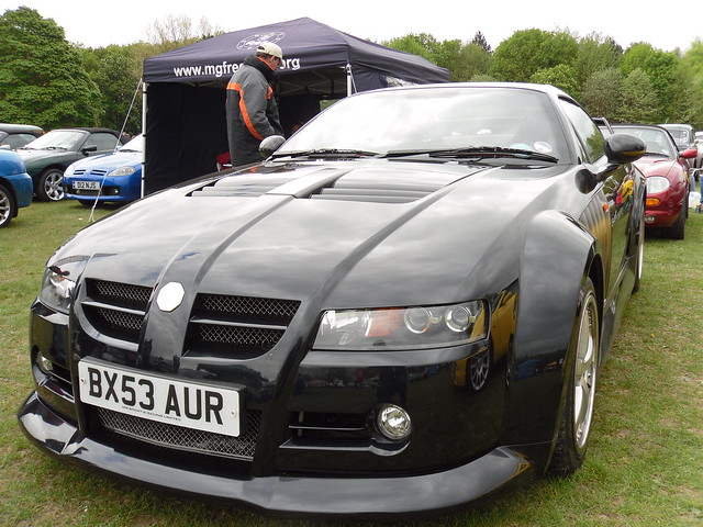 MG Rover XPower SV