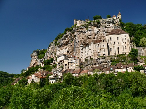 Rocamadour, Occitan.