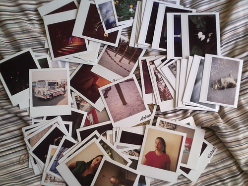 Polaroids. | by squeezeomatic