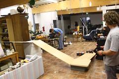 wood, room, workshop,