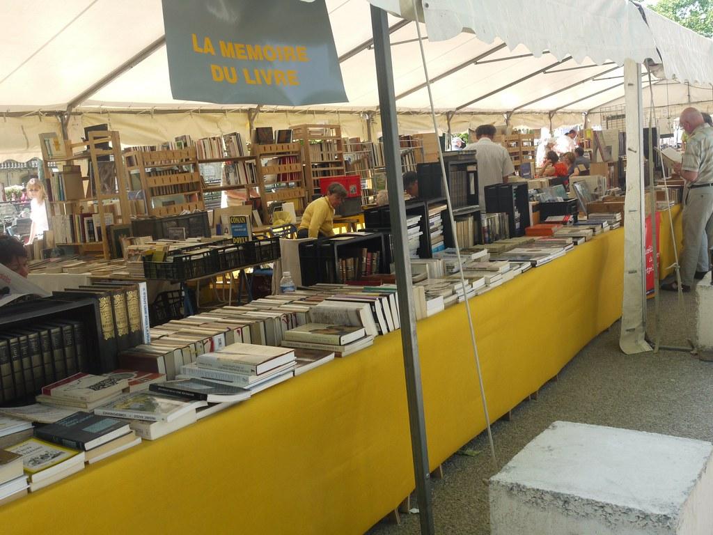 related image - Comédie du Livre 2010 - Vue d'ensemble - P1380827