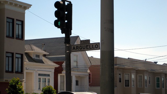 Header of Arguello