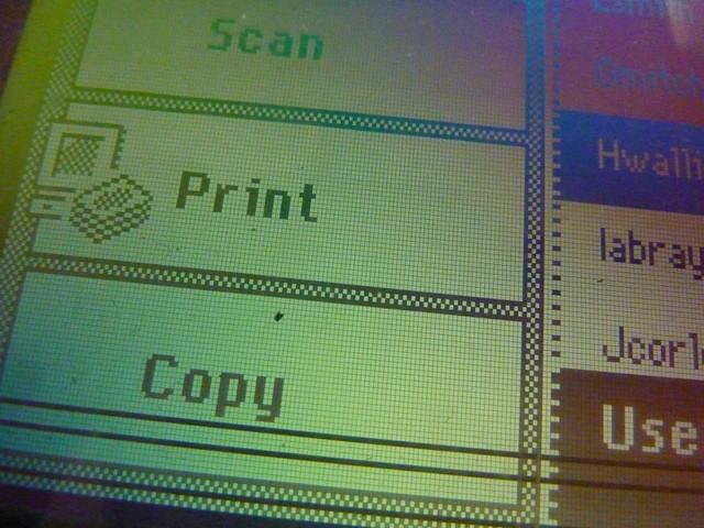 image Photocopier tv show strip