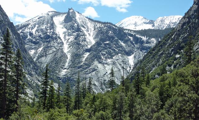 Parque Nacional del Cañón de los Reyes, California.