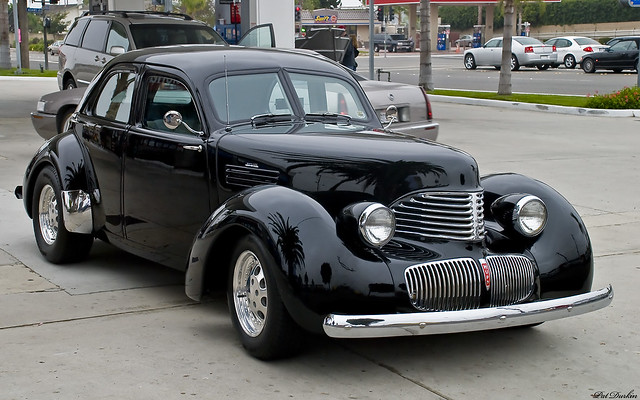 1941 Hupmobile Skylark - black - fvr