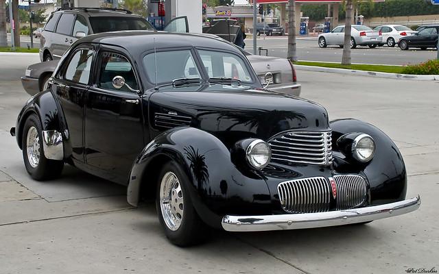 1941 Hupmobile Skylark - black - fvr