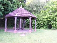 canopy(0.0), outdoor structure(1.0), pergola(1.0), pavilion(1.0), gazebo(1.0),