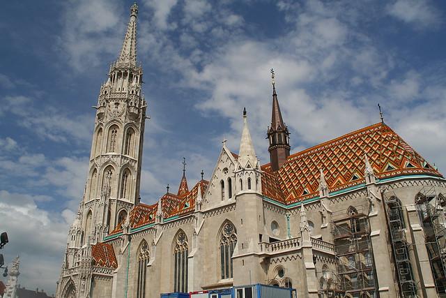 St Matthias Church Budapest Flickr Photo Sharing