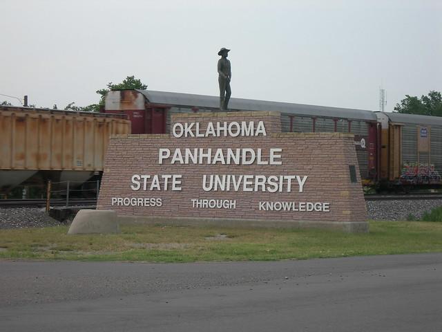 Oklahoma Panhandle State University Flickr Photo Sharing