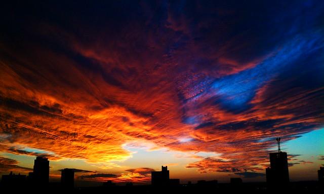 + (Sunset)