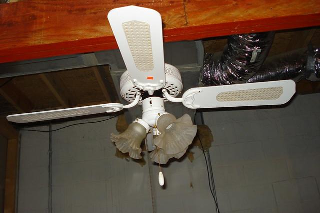 i got a new sears roebuck ceiling fan flickr photo. Black Bedroom Furniture Sets. Home Design Ideas