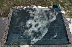 Photo of Black plaque № 16748