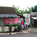 Rumah magersari. : Magersari housing is where people live without title on royally-owned land.  Photo by Rifai
