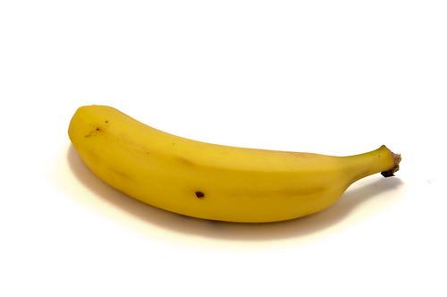 Banana - Isolated