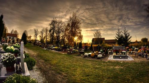 Cmentarz w Rakoszycach