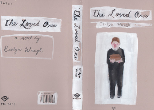 "Jennie Ottinger ""The Loved One (book cover)"""