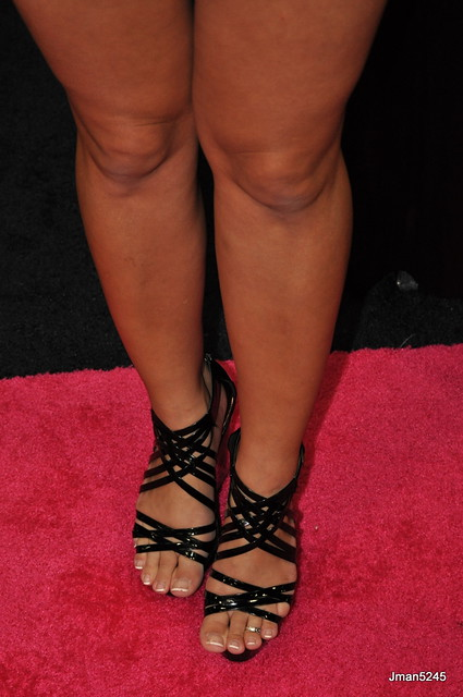 trina michaels feet