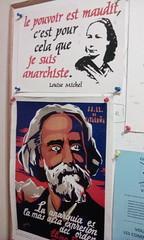 C'est pour cela que je suis anarchiste.