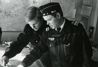 Suomenlahden merivartijat kertausharjoituksissa vuonna 1981.