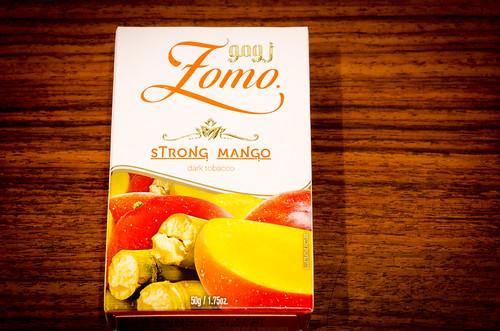Zomo Strong Mango