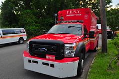 FDNY Emergency Crew 532