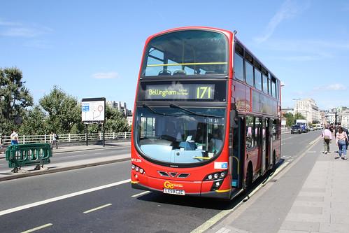 Go-Ahead London WVL286 LX59CZC