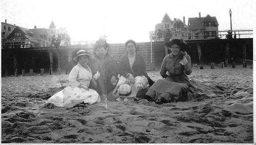 Periale sisters, c. 1920