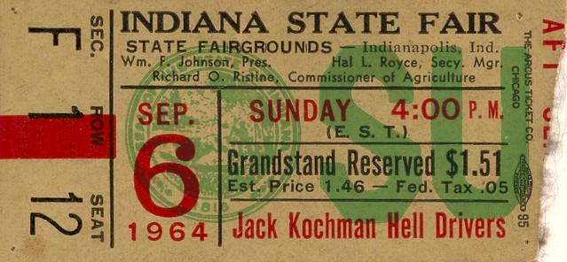 Jack Kochman Hell Drivers