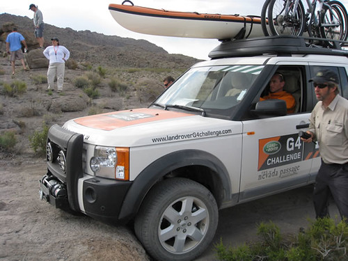 2008 Land Rover G4 Challenge