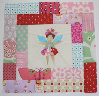 Sew Kid at Heart Block for Susi & Jamie
