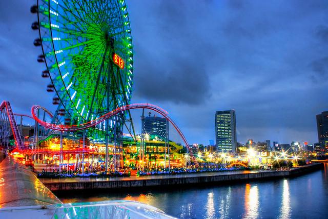 Yokohama Bay Park