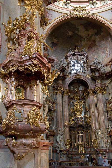 baroque decor flickr photo sharing. Black Bedroom Furniture Sets. Home Design Ideas