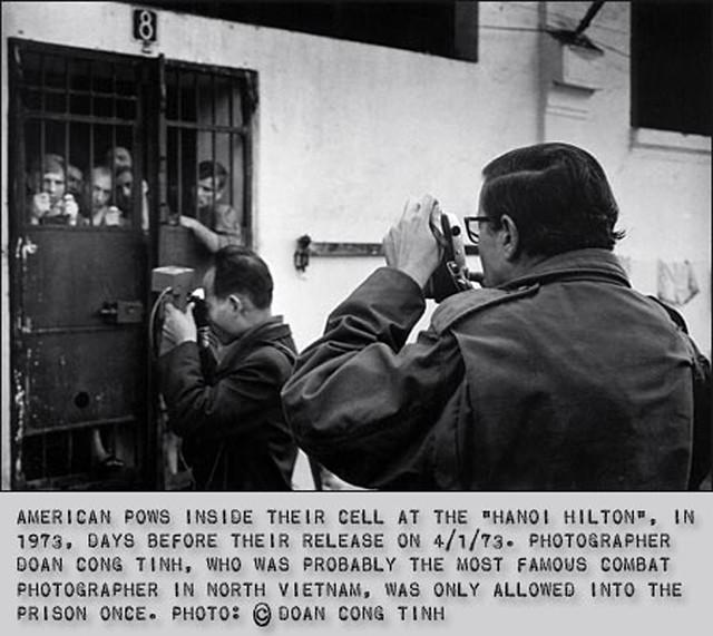 American POWs at the
