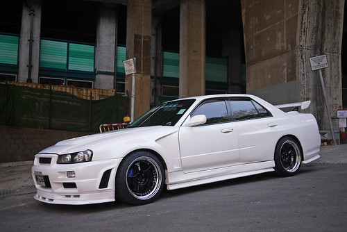 R32 Nissan Skyline Sedan, GTS-t, GTS4, GTS25 - Review / Specs ...