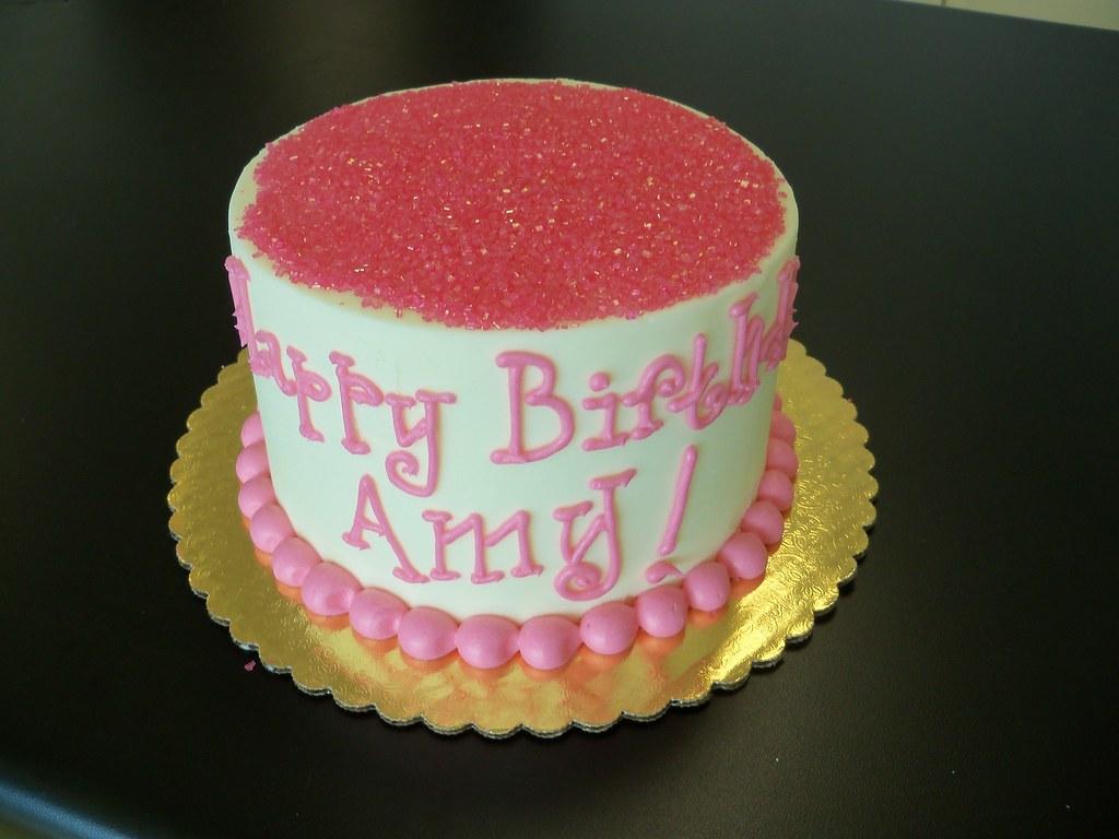 6 Inch Vanilla Loves Vanilla Cake