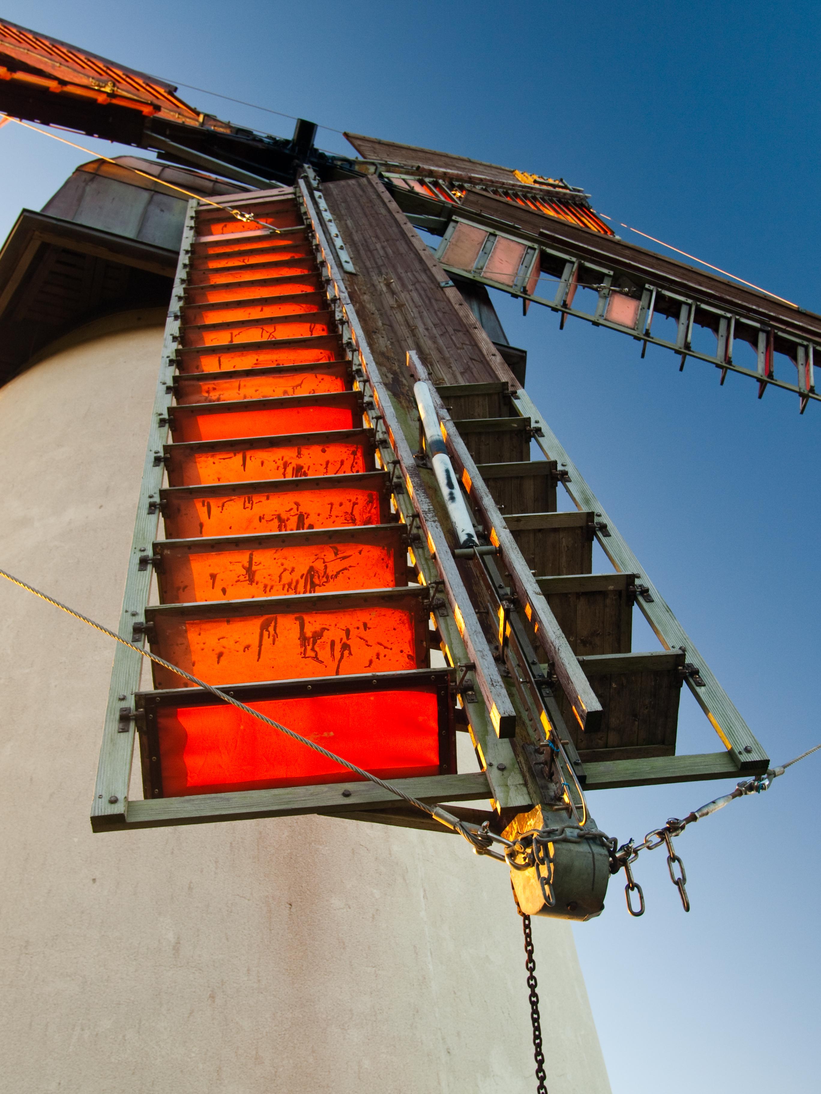 Sails, Skerries Mills