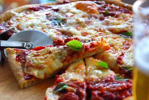 The Image Resolution Pizza Analogy