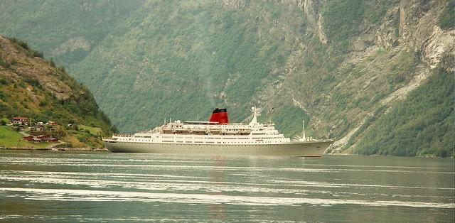 MS Vistafjord