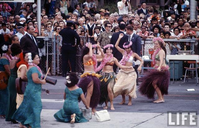 LBJ in New Zealand 1966 (5)