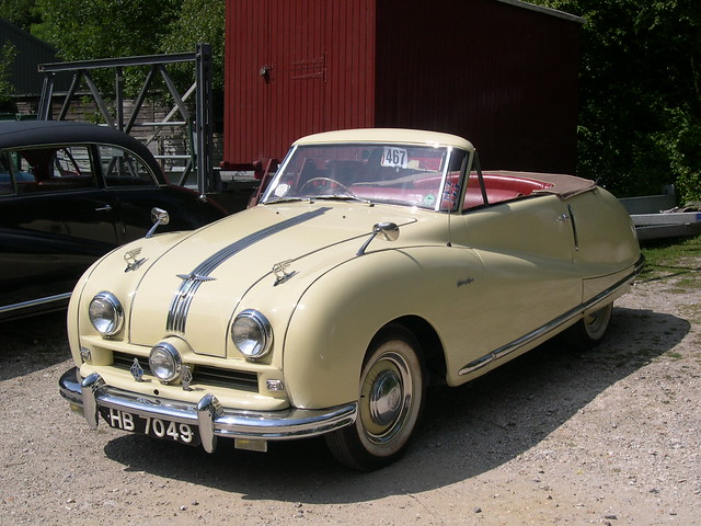 1949 Austin A90 Atlantic Convertible_1.1