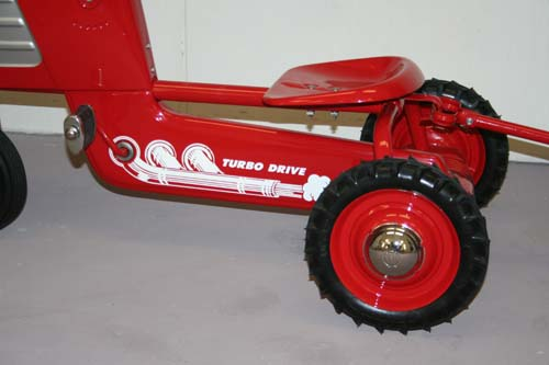 Murray Pedal Tractor Restoration : Murray tractor restored flickr photo sharing