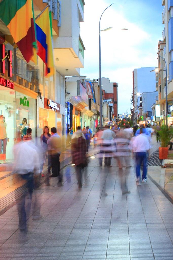 Imagen del Centro Comercial de Cielos Abiertos