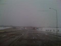Continua nevando!